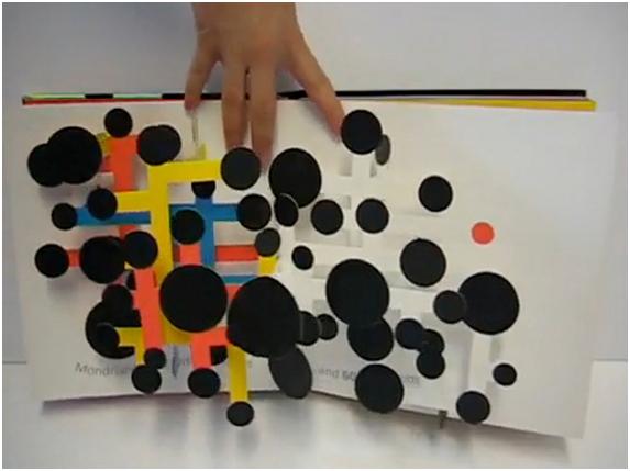 600 black spots