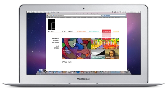 websites bar