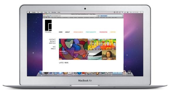 websites home