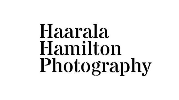 Haarala Hamilton logo design by Lantern